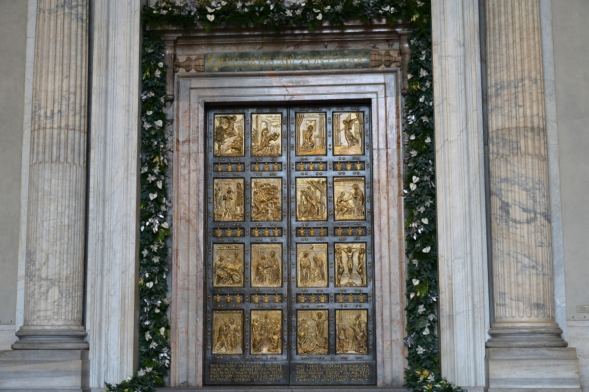 Jubilee Year of Mercy Holy Door
