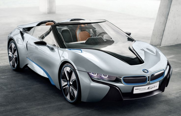 Bmw Confirms Three New I Models Including I8 Roadster And All New