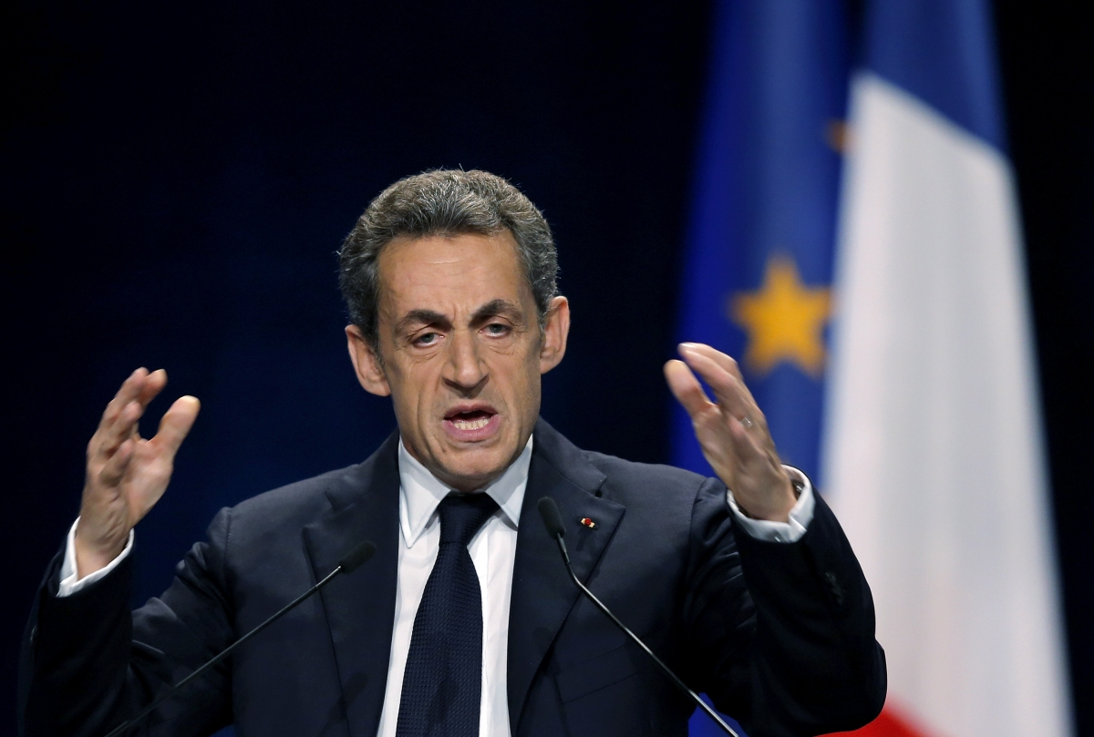 Nicolas Sarkozy in French regional elections