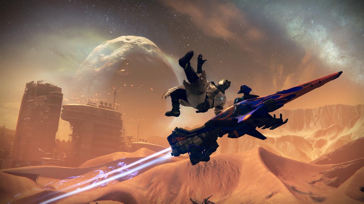 Destiny Sparrow Racing