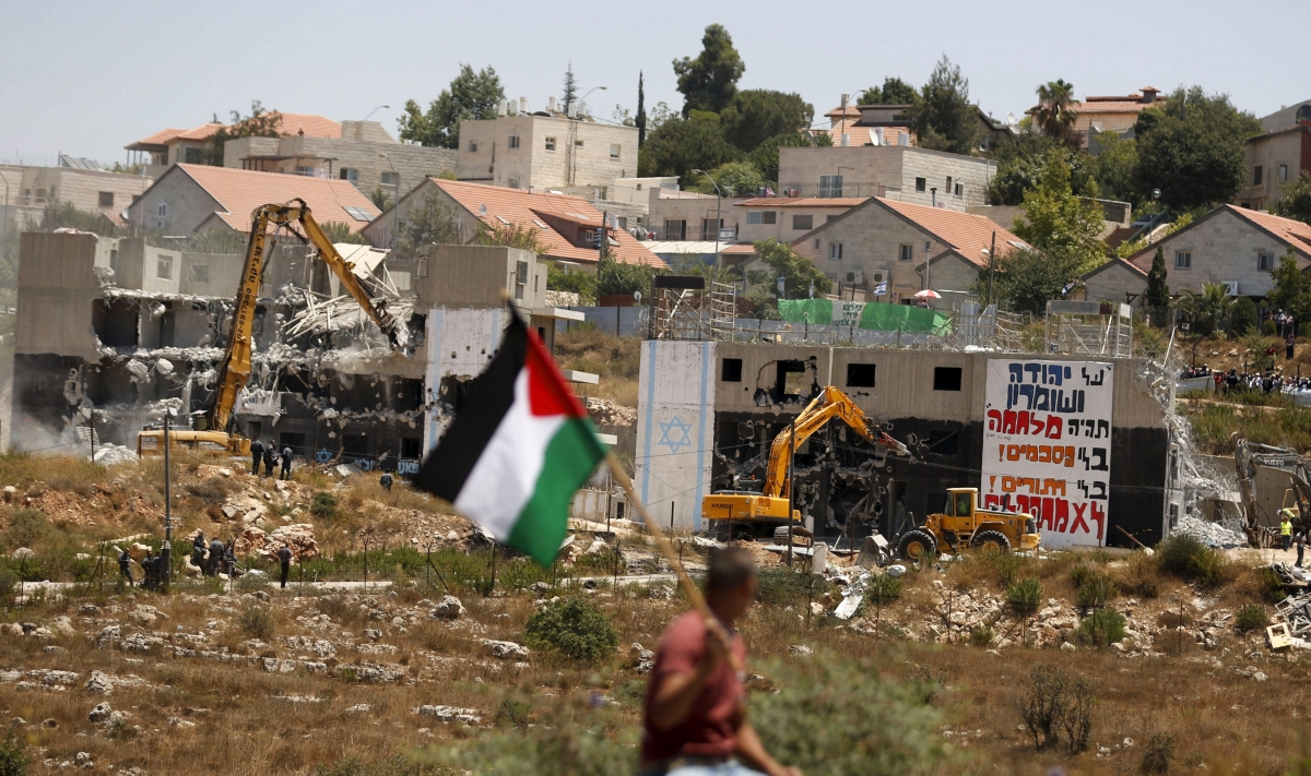 Israel Punitive Demolition of Palestinian Homes