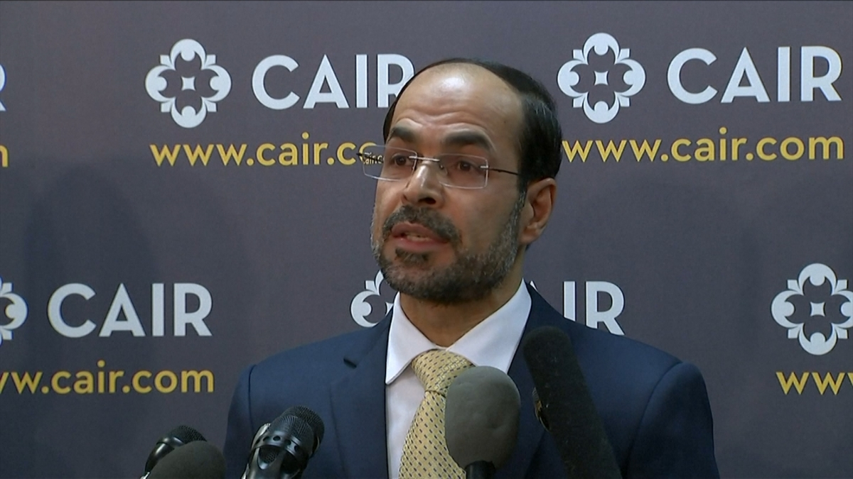 CAIR Executive Director Nihad Awad