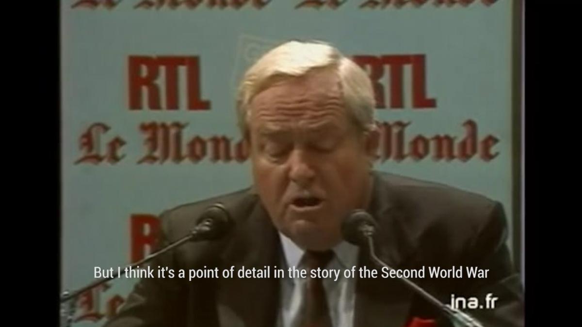 Mitos y realidades sobre el Frente Nacional (o sobre cómo desmontar la farsa Le Pen) Jean-marie-lepen