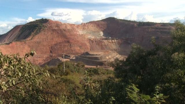 Los Filos gold mine