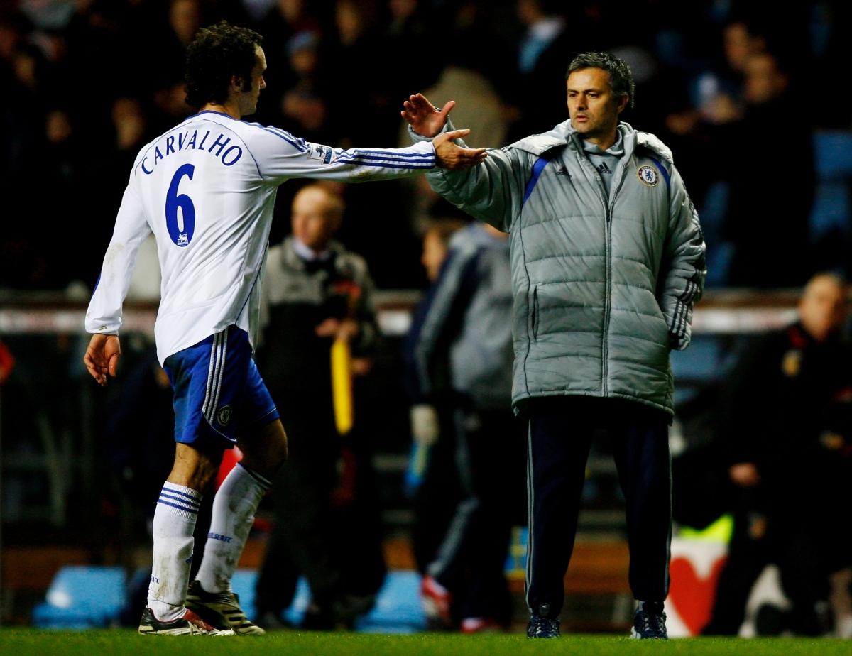 Chelsea vs Porto: Carvalho says Jose Mourinho can't live ...