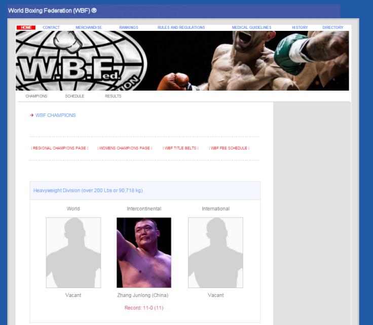 Tyson Fury loses WBF title