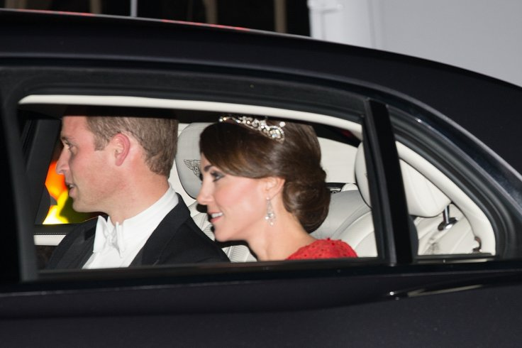 Which tiara will Kate Middleton wear for Diplomatic Corps reception on Wednesday?