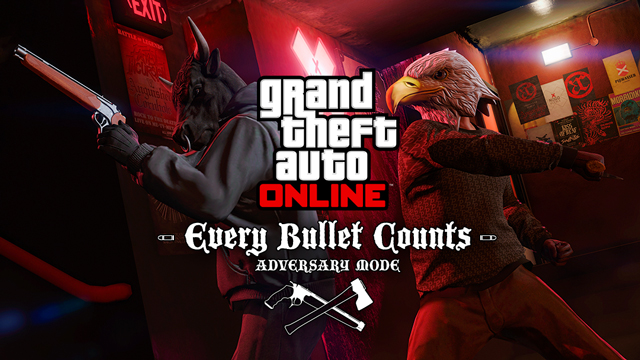 GTA 5 Online: Every Bullet Counts