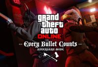 GTA 5 Online: Every Bullet Counts