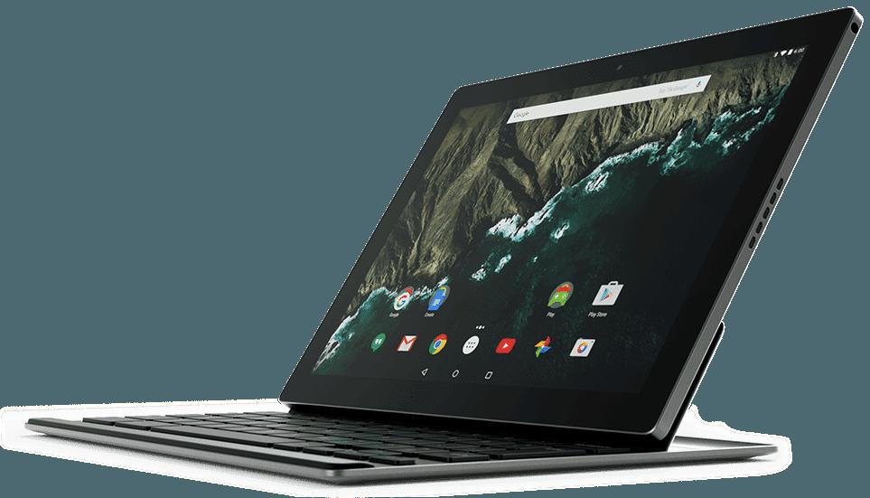 Google's Pixel C 10.2in tablet
