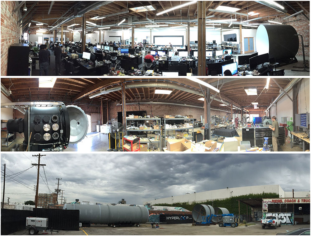 Hyperloop: Testing of 700mph train inspired by Elon Musk will begin in January