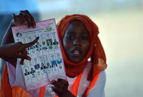Zanzibar election