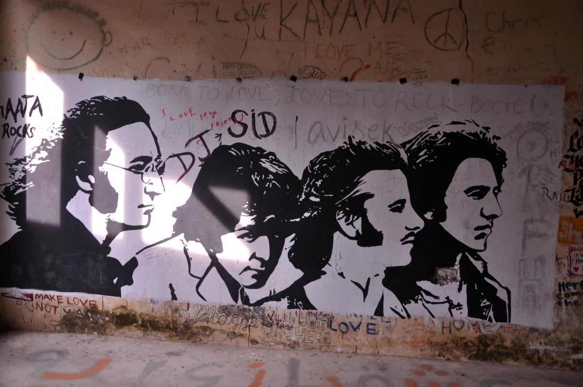 Beatles Ashram, India