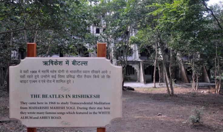 Beatles Ashram, Rishikesh, India