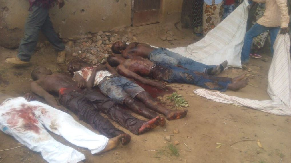 Burundi police massacre in Cibitoke