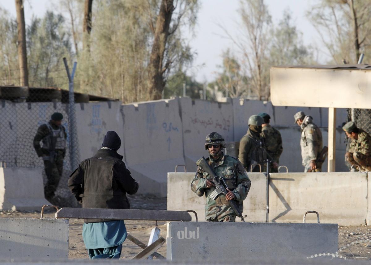 Taliban Kandahar airport raid