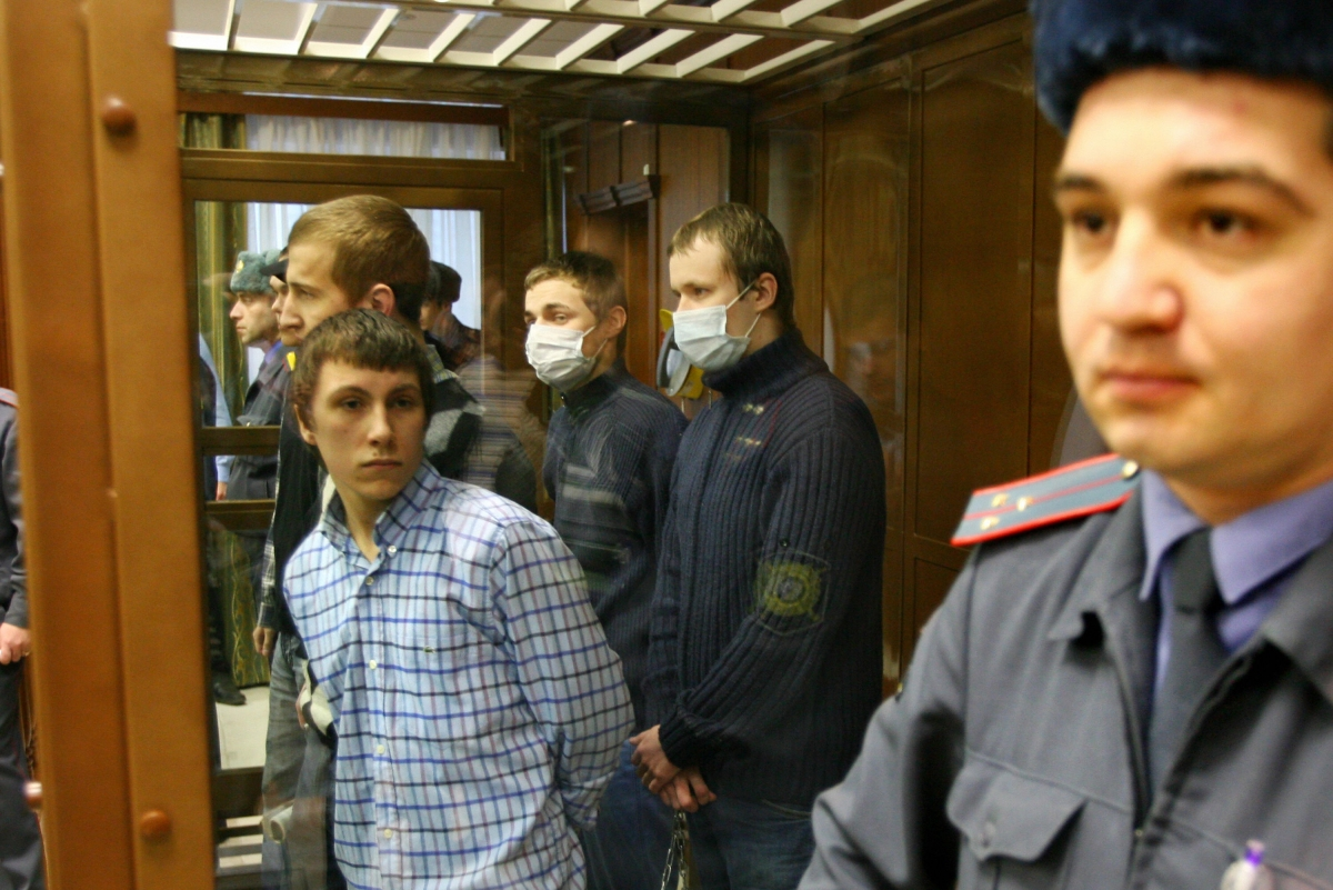 ryno-skachevsky group members in court