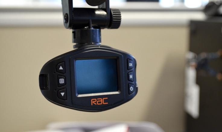 RAC04 dash camera