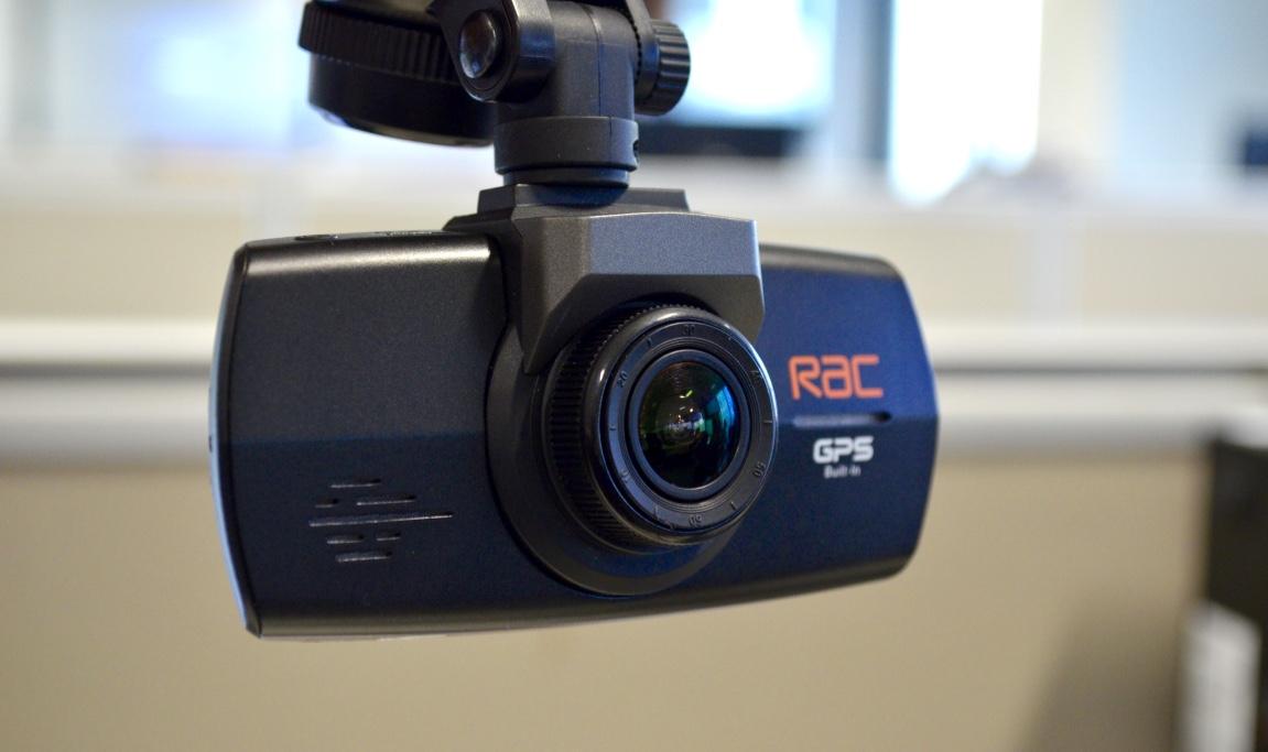 RAC05 dash cam
