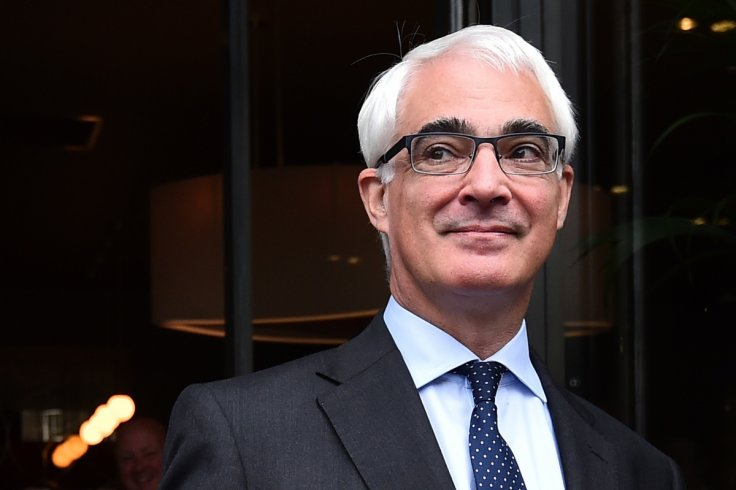 Alistair Darling joins Morgan Stanley: This is how much the