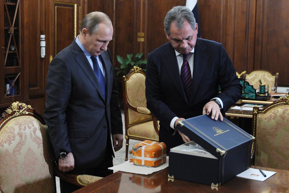 Putin black box