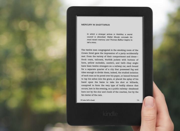 Amazon Kindle 6in