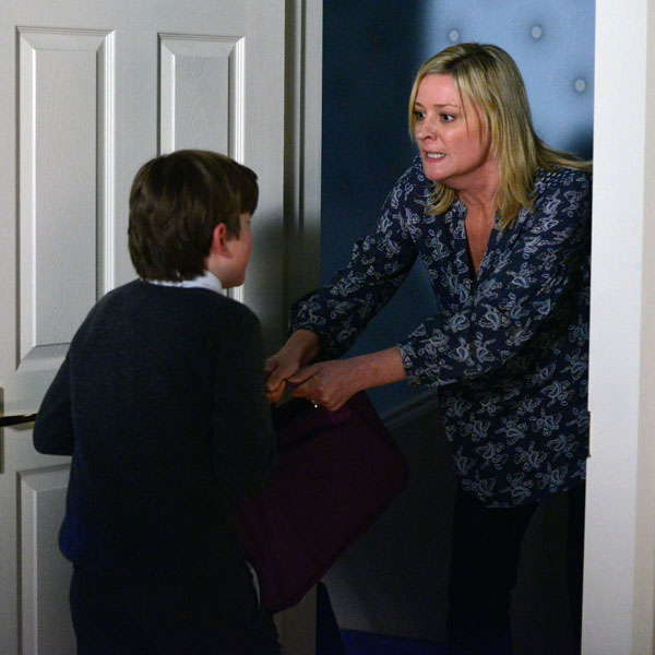 Bobby Beale and Jane