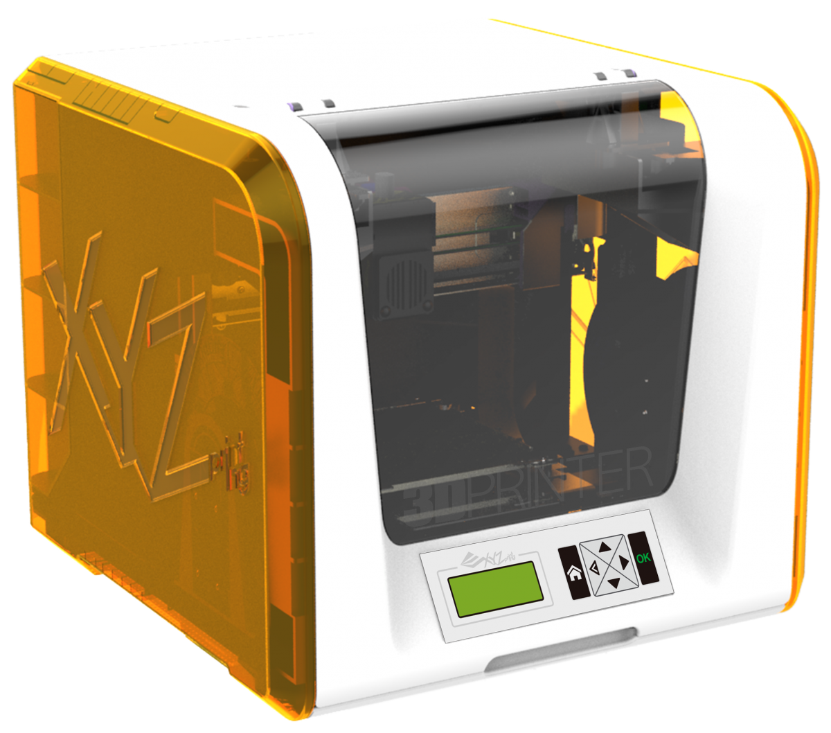 XYZ Junior 3D Printer