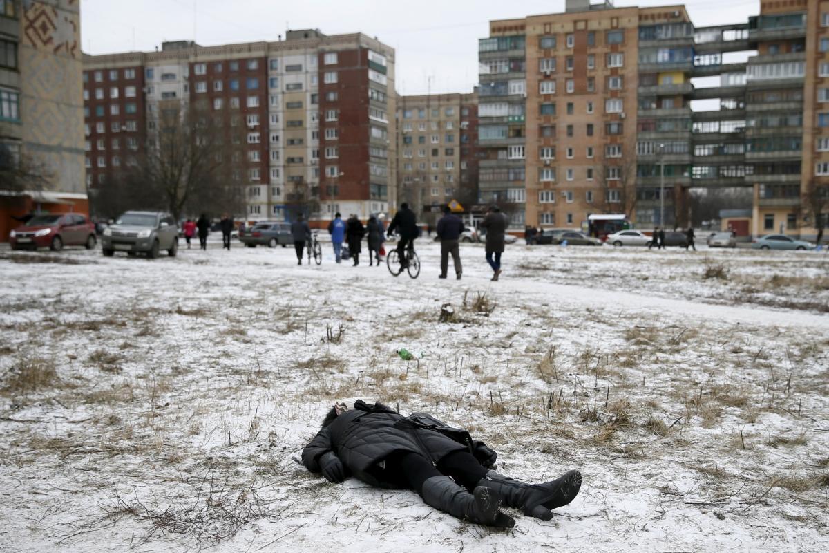 Ukraine Russia conflict 201415