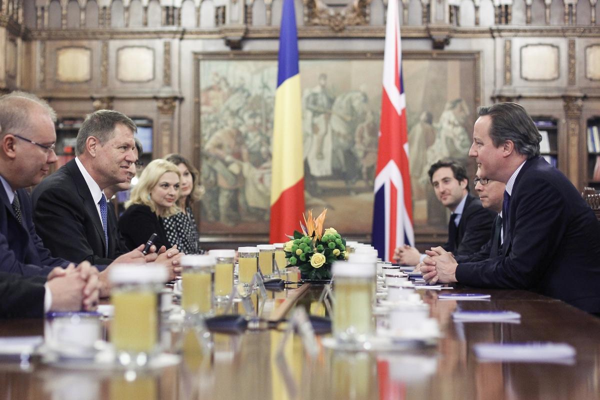 Cameron Romania