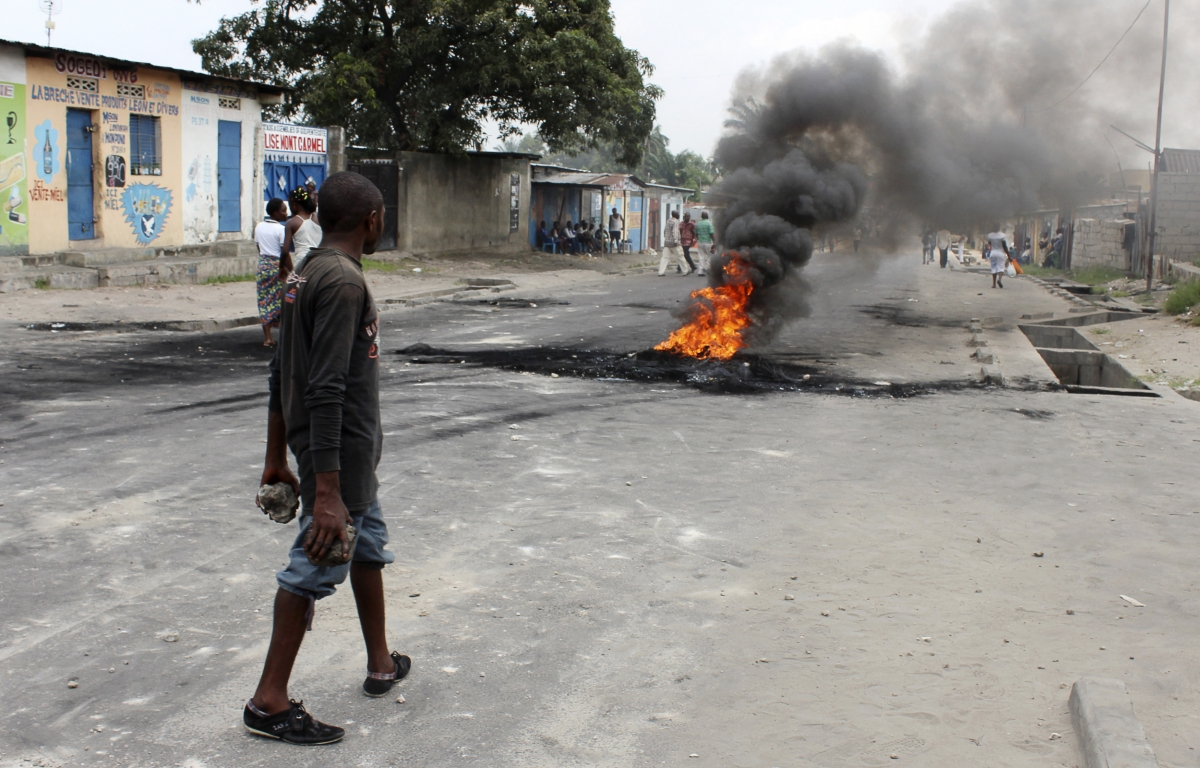 DRC protests against Kabila third term