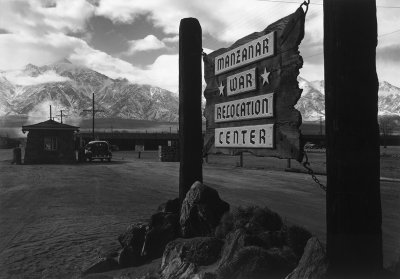 Manzanar Japanese Internment Camp