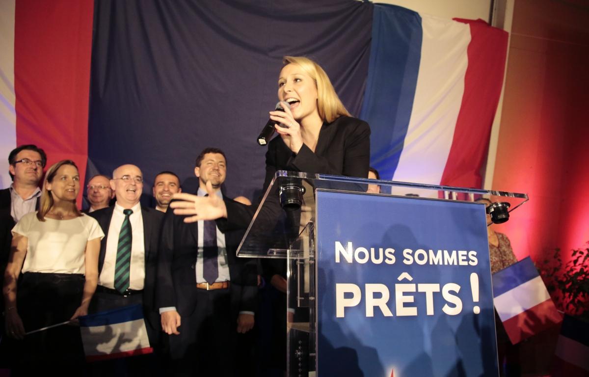 Marion Maréchal Le Pen