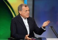 Martin Sorrell remains highest paid UK CEO