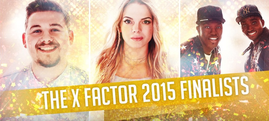 The X Factor 2015 finalists