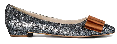 Party flat shoes