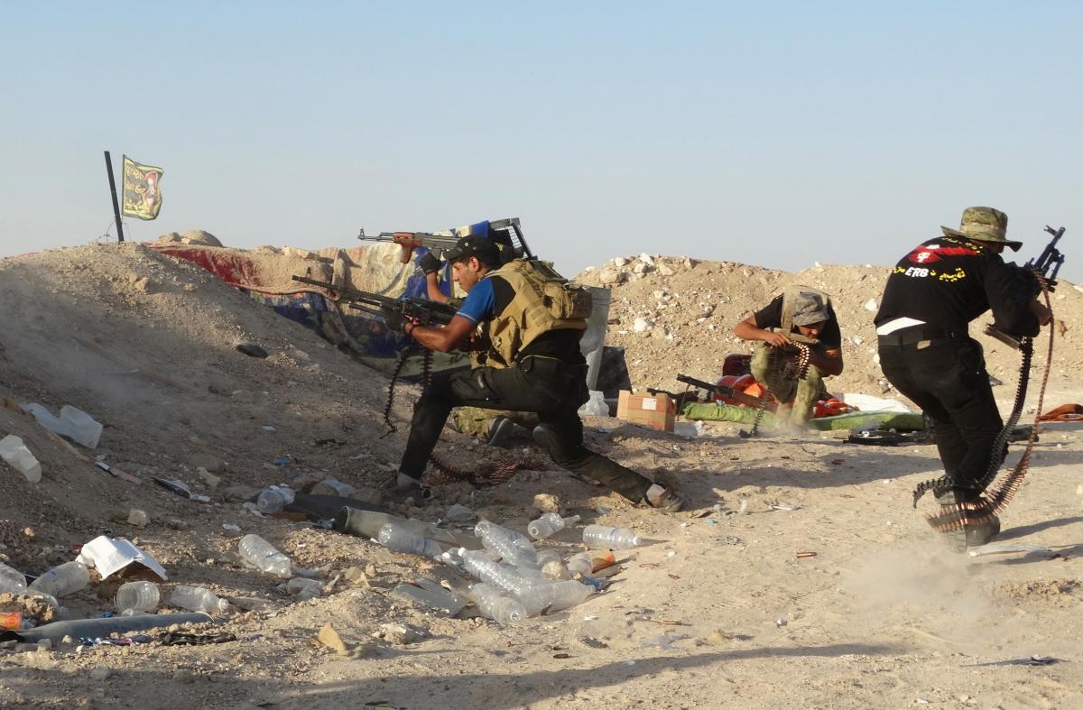 Isis Iraq Ramadi
