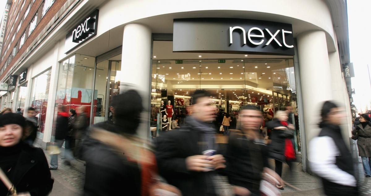 Christmas sales shopping