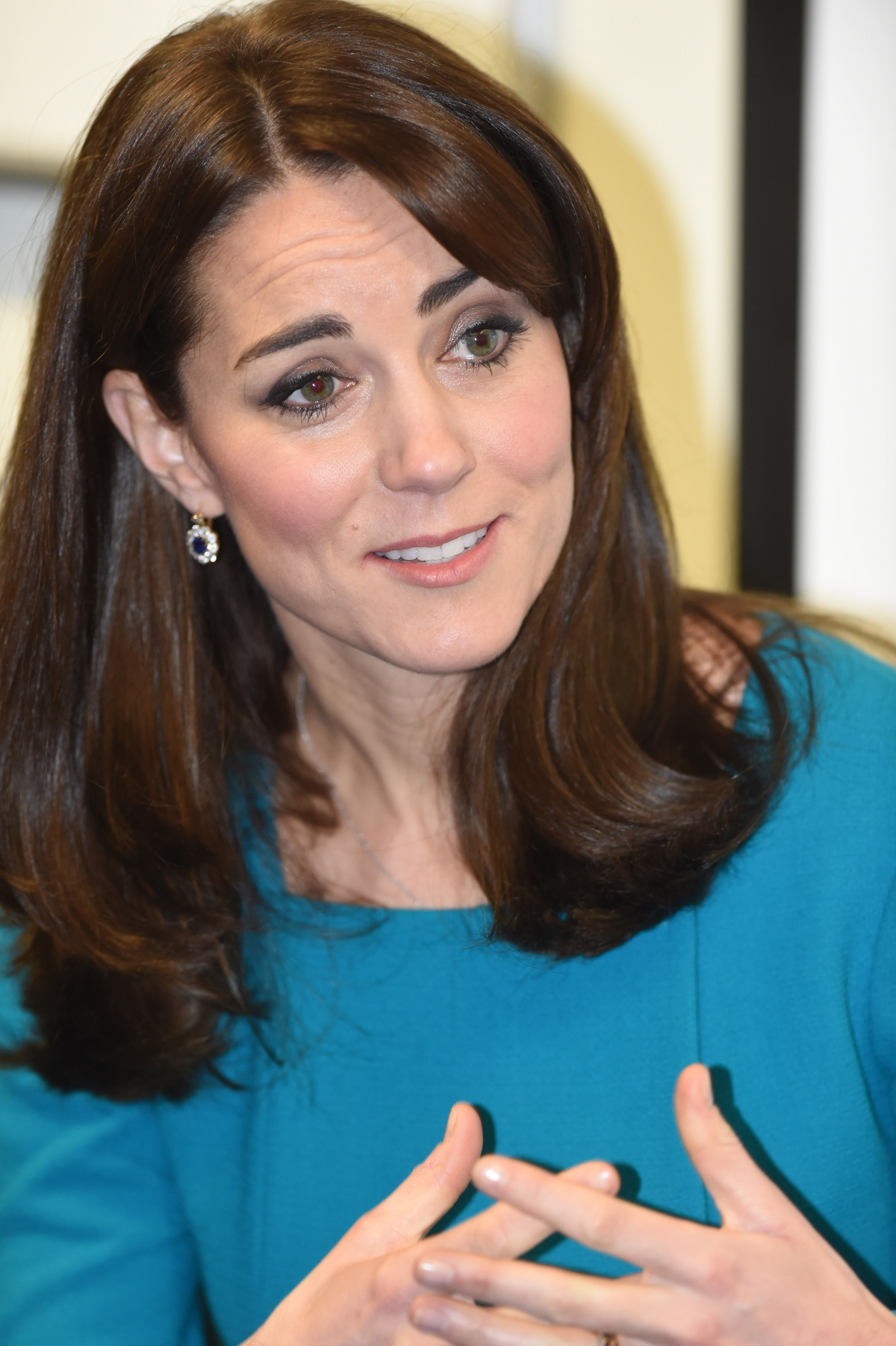 International Business Degree >> Kate Middleton described as 'incredibly warm' during ...