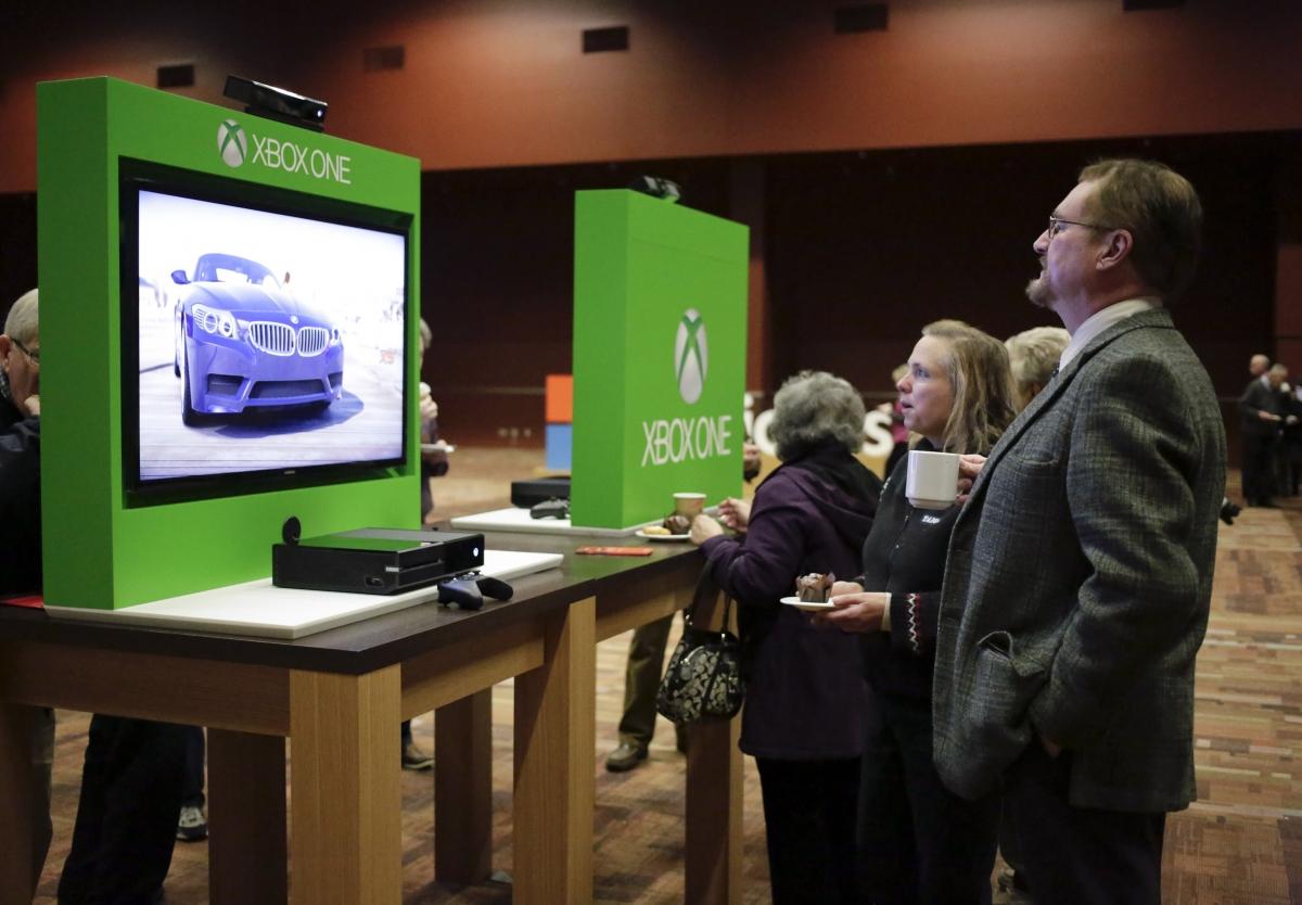 Microsoft shareholders meeting, Bellevue