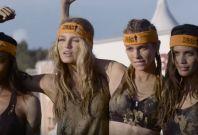 Victoria\'s Secret Angels take on Tough Mudder