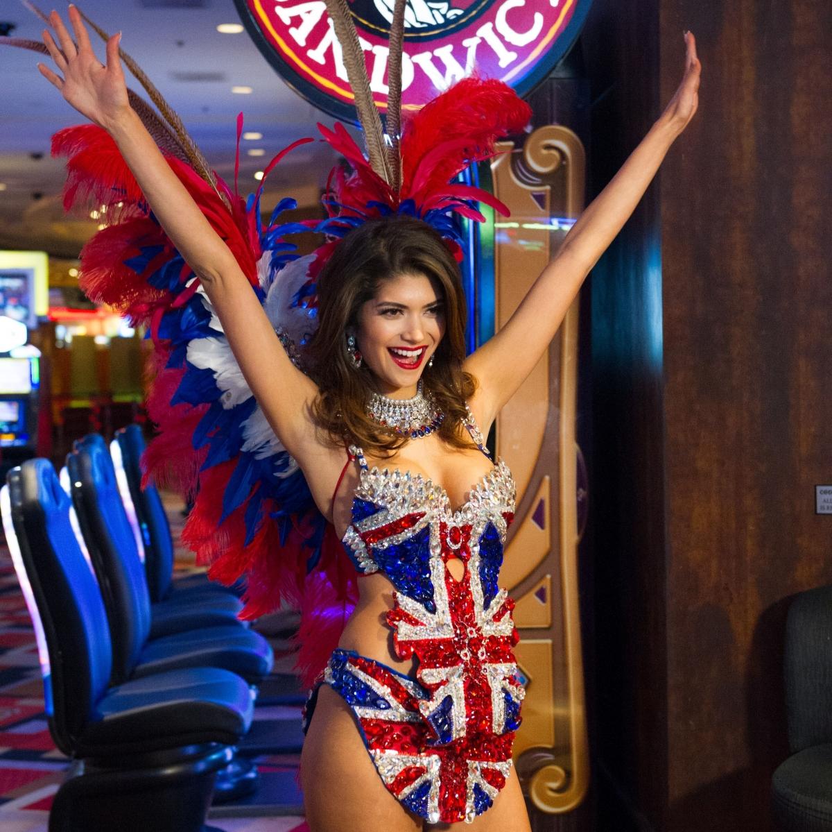 Nena France, Miss Universe Great Britain 2015