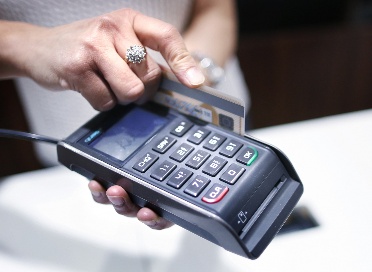 Britons spend £566bn via cards in 2014, which is more than the 2014 GDP of the Dutch