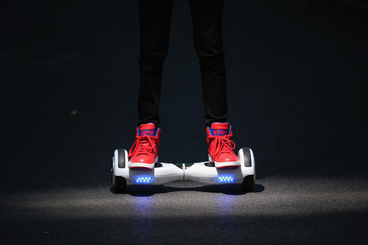 hoverboard swegway