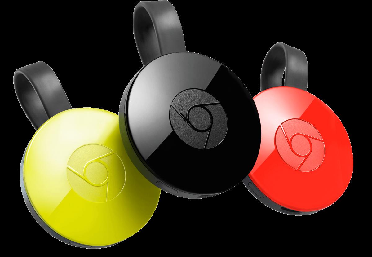 Google Chromecast free with Spotify