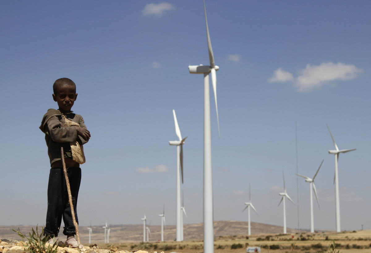 Africa's biggest wind farm