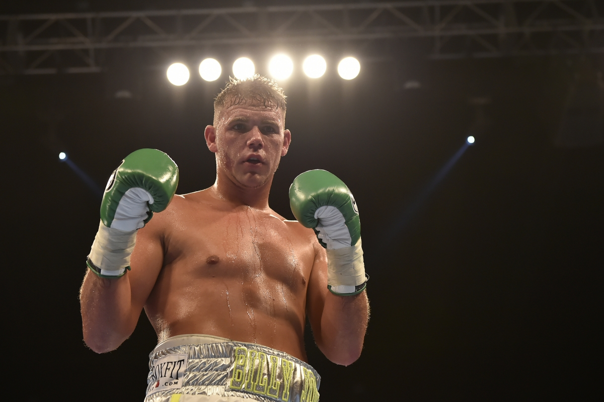 billy joe saunders - photo #14