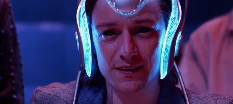 Professor X in X-Men: Apocalypse