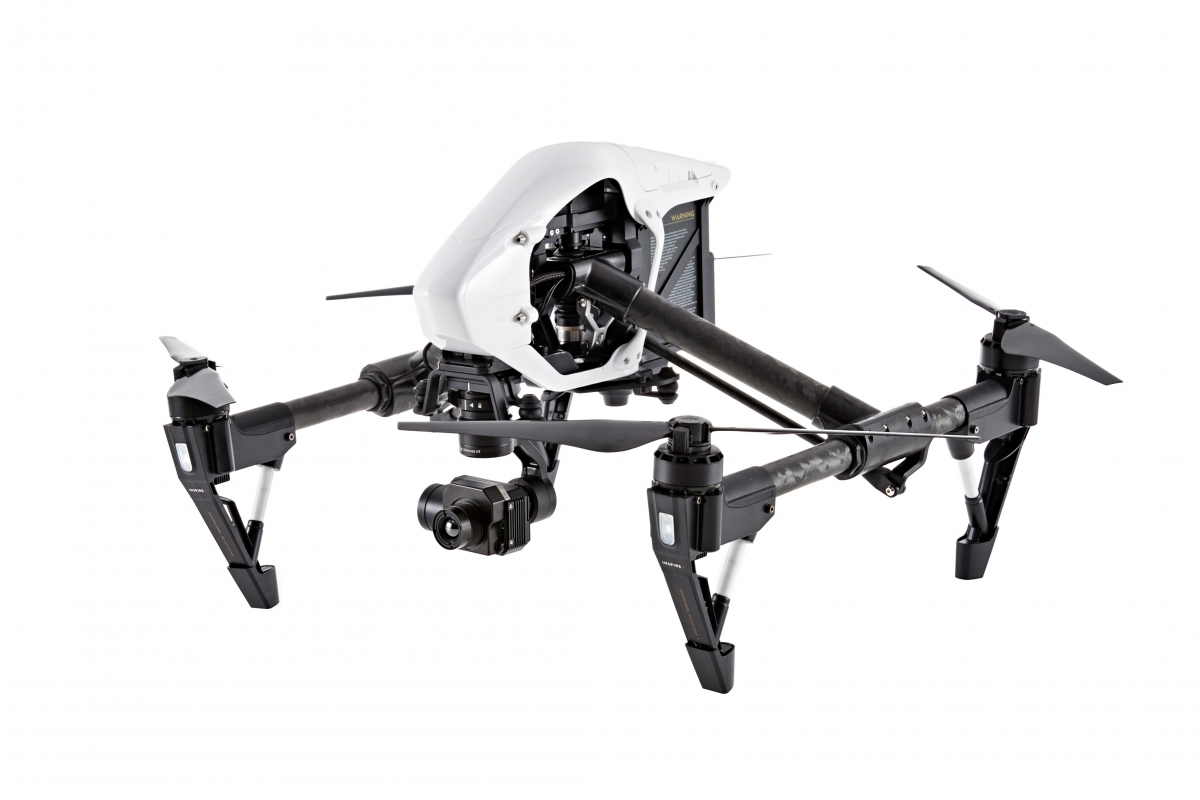 Dji Launches Thermal Imaging Camera So Drones Can Help