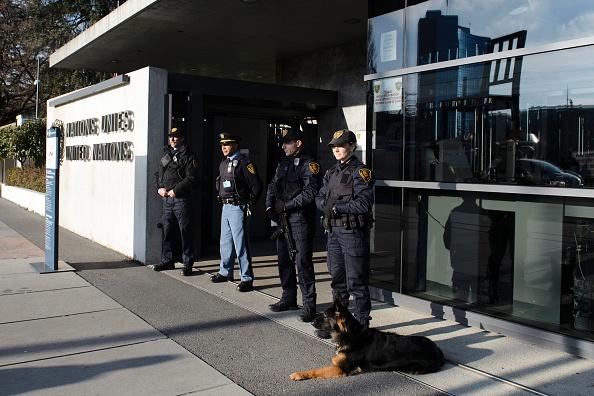 Geneva terror alert
